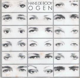 HANS DE BOOY - OGEN