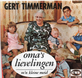 GERT TIMMERMAN - OMA'S LIEVELINGEN
