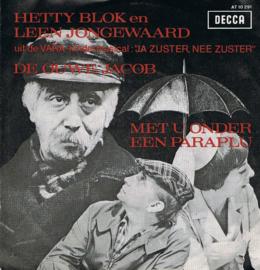 Hetty Blok & Leen Jongewaard - De Ouwe Jacob