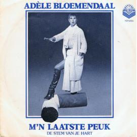 ADÉLE BLOEMENDAAL - M'N LAATSTE PEUK