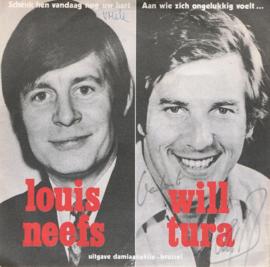 WILL TURA/ LOUIS NEEFS - UITGAVE DAMIAANAKTIE BRUSSEL