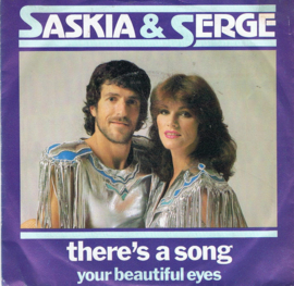 SASKIA & SERGE - THERE'S A SONG