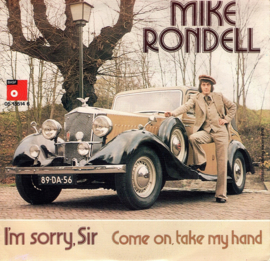 MIKE RONDELL - I'M SORRY SIR