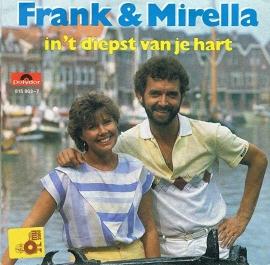 FRANK & MIRELLA - IN 'T DIEPSTE VAN JE HART