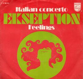 EKSEPTION - ITALIAN CONCERTO