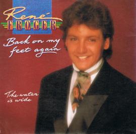RENÉ FROGER - BACK ON MY FEET AGAIN