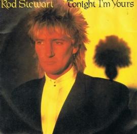 ROD STEWART : tonight i`m yours
