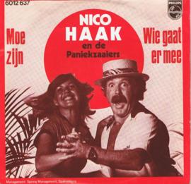 NICO HAAK - MOE ZIJN