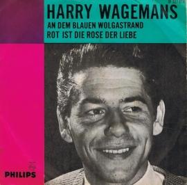 HARRY WAGEMANS - an dem blauen wolgastrand