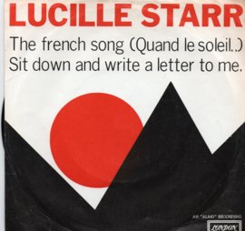 LUCILLE STARR - THE FRENCH SONG ( QUAND LE SOLEIL )