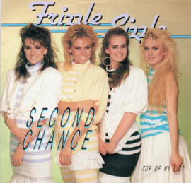 FRIZZLE SIZZLE - SECOND CHANCE