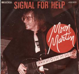 MOON MARTIN - SIGNAL FOR HELP