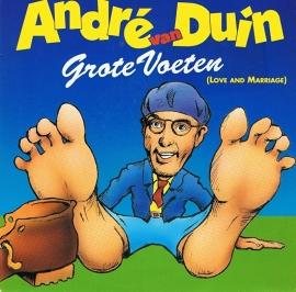 ANDRE VAN DUIN - GROTE VOETEN