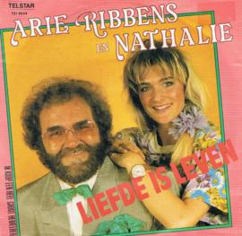 ARIE RIBBENS EN NATHALIE - LIEFDE IS LEVEN