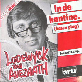 LODEWYCK VAN AVEZAATH - IN DE KANTINE