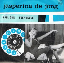 JASPERINA DE JONG - CALL GIRL