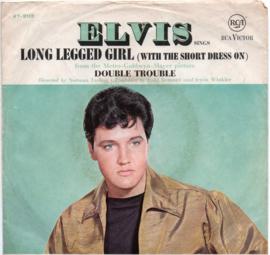 ELVIS PRESLEY - LONG LEGGED GIRL