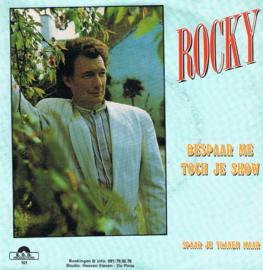 ROCKY - BESPAAR ME TOCH JE SHOW