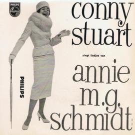 CONNY STUART - ZINGT LIEDJES VAN ANNIE M.G SCHMIDT