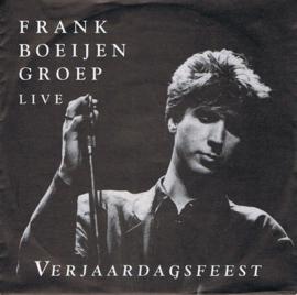 FRANK BOEIJEN - VERJAARDAGSFEEST (live )