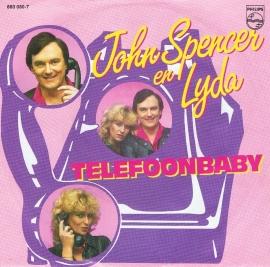 John Spencer - Telefoonbaby