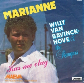 WILLY VAN BAVINCKHOVE & THE RANGERS - MARIANNE