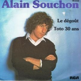 ALAIN SOUCHON - LE DÉGOÜT