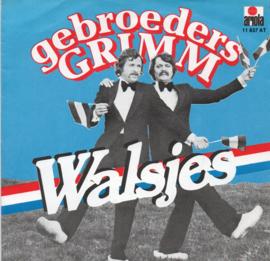 GEBROEDERS GRIMM - WALSJES