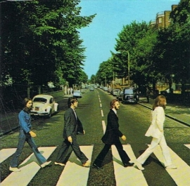 BEATLES=FRIGEMAGNET=ABBEY ROAD