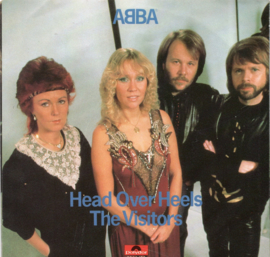 ABBA - HEAD OVER HEELS