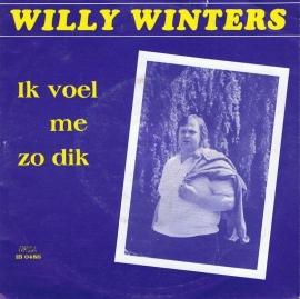 WILLY WINTERS - IK VOEL ME ZO DIK