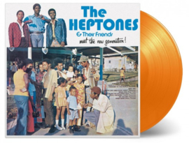 HEPTONES THE AND THEIR FRIENDS  - MEET THE NOW GENERATION