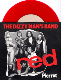 DIZZY MAN'S BAND - RED ( rood vinyl )