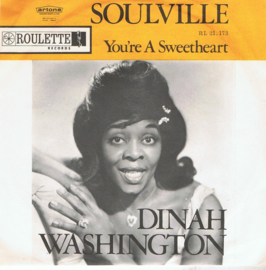 DINAH WASHINGTON - SOULVILLE