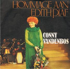 CONNY VANDENBOS - HOMMAGE AAN EDITH PIAF