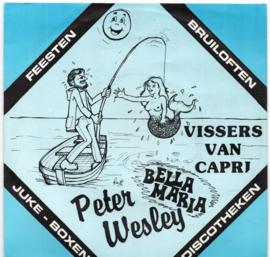 PETER WESLEY - VISSERS VAN CAPRI