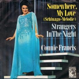 CONNIE FRANCIS - SOMEWHERE MY LOVE