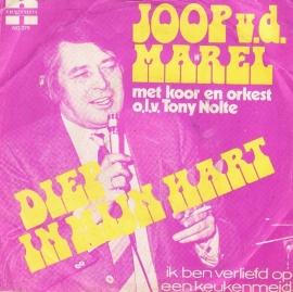 JOOP V/D MAREL - DIEP IN MIJN HART