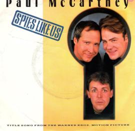PAUL Mc CARTNEY - SPIES LIKE US