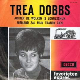 TREA DOBBS - ACHTER DE WOLKEN IS ZONNESCHIJN