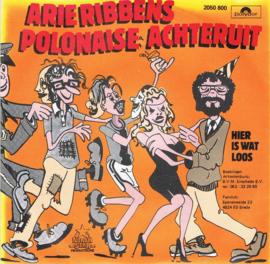 ARIE RIBBENS - POLONAISE ACHTERUIT