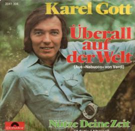 KAREL GOTT - ÜBERALL AUF DER WELT