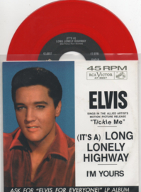 ELVIS PRESLEY - LONG LONELY HIGHWAY