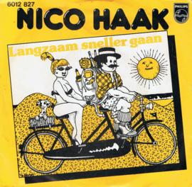 NICO HAAK - LANGZAAM SNELLER GAAN