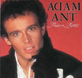 ADAM ANT - PUSS 'N BOOTS