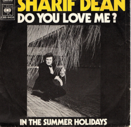 SHARIF DEAN -  DO YOU LOVE ME