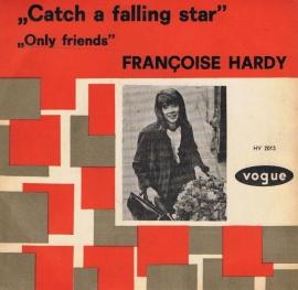 FRANCOISE HARDY  catch a falling star