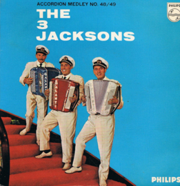 THREE JACKSONS - ACCORDEON MEDLEY NO 48/49