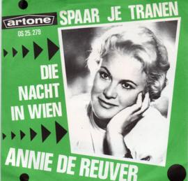 ANNIE DE REUVER - DIE NACHT IN WIEN