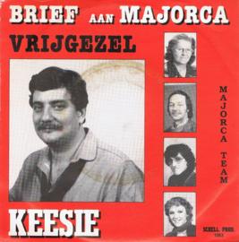 KEESIE - BRIEF AAN MAJORCA